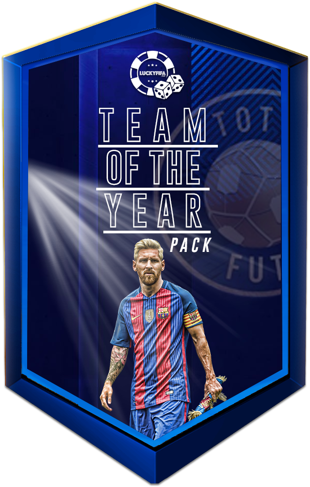 Team of The Year Pack